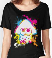 Camiseta ancha Splatoon
