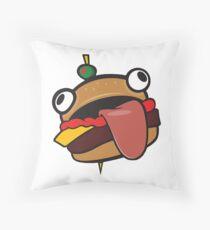 Durr Burger Throw Pillow