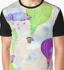 Go Where The Wind Blows ..  Graphic T-Shirt