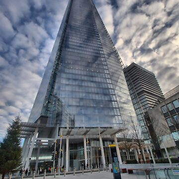 The Shard Up Close by BlackDogCountry
