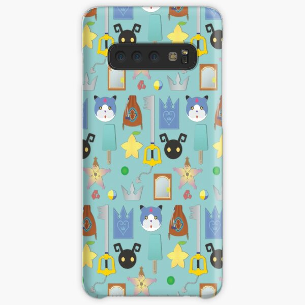 Kingdom Hearts Icons Samsung Galaxy Snap Case