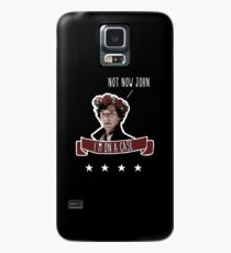 Sherlock on a case Case/Skin for Samsung Galaxy