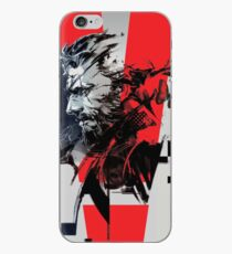 Metal Gear Solid V: Schlangenhülle iPhone-Hülle & Cover