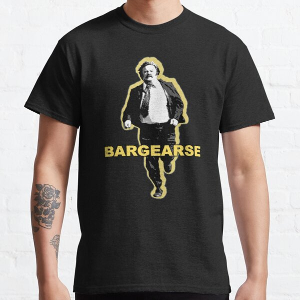 Bargearse! Shirt, Sticker, Mask Classic T-Shirt