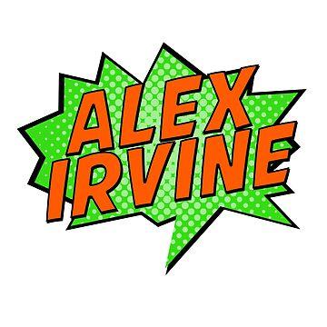 Irvine Logo by stevencraigart