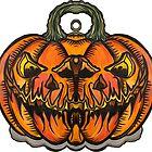 Halloween Jack-O-Laterne von fryday13
