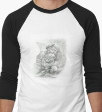 Witch Toad Men's Baseball ¾ T-Shirt