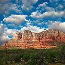 Lee Mountain by BGSPhoto