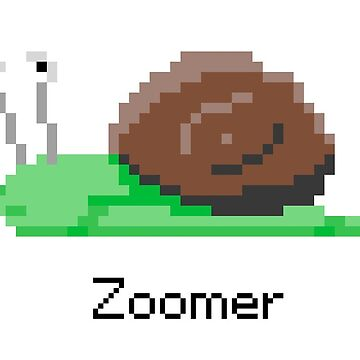 Zoomer from Snail Trek by philfort