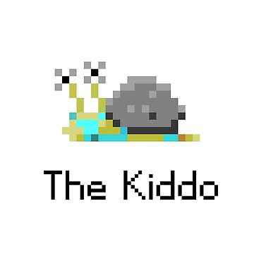 The Kiddo from Snail Trek by philfort