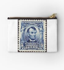 Forever Stamp Value Zipper Pouches | Redbubble