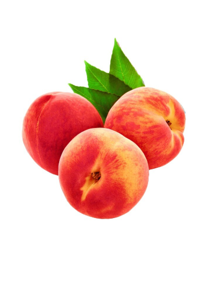 Peaches by bunverly