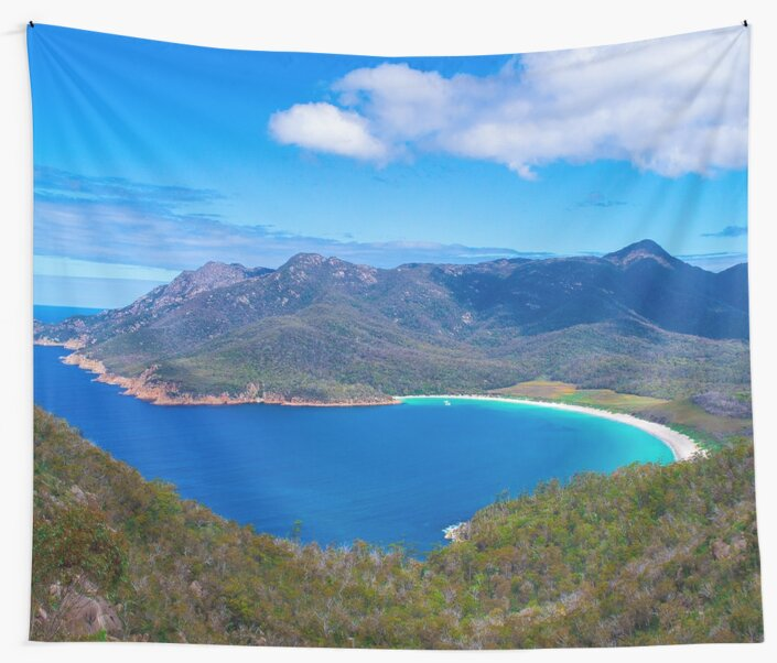 Wineglass Bay by AusAdventures