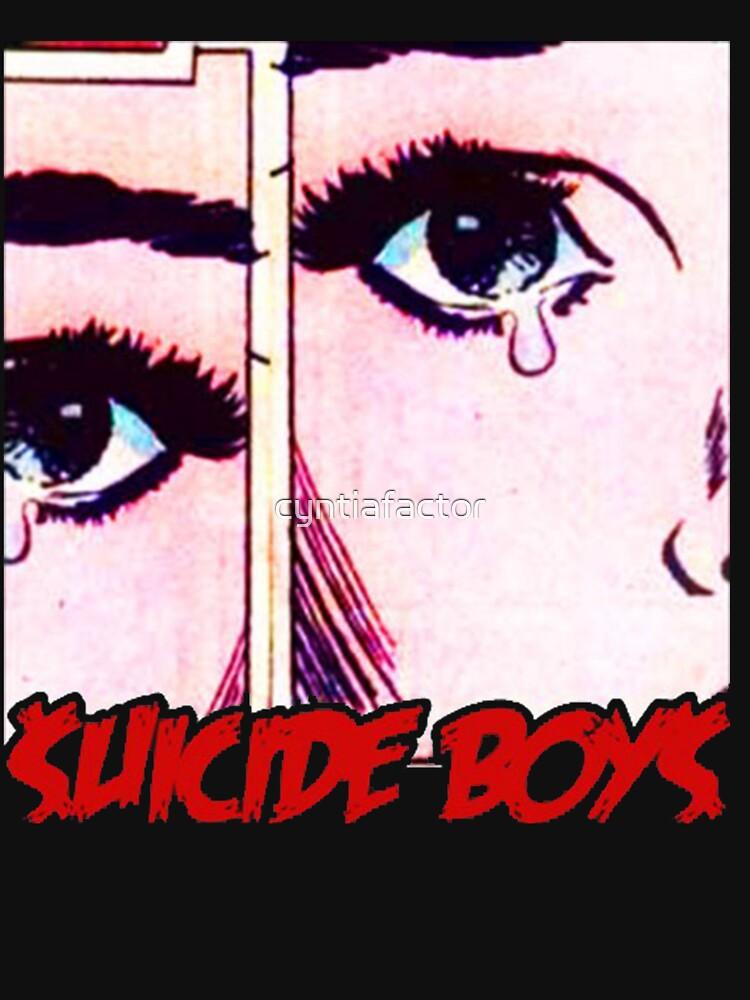 SUICIDE by cyntiafactor