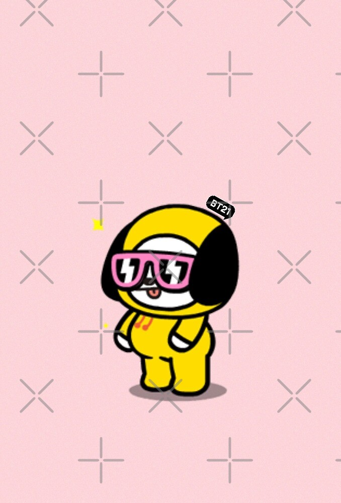 BT21 - Chimmy (Sunglasses) by DaydreamExpress