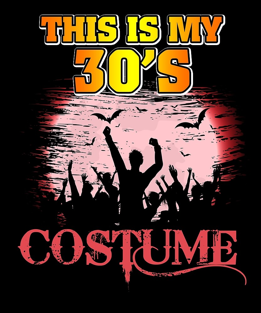 This Is My 70s Costume Halloween T Shirt 1970s Gift Tees_30's by chihai
