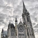 ST COLMANS CATHERDRAL  COBH by TIMKIELY
