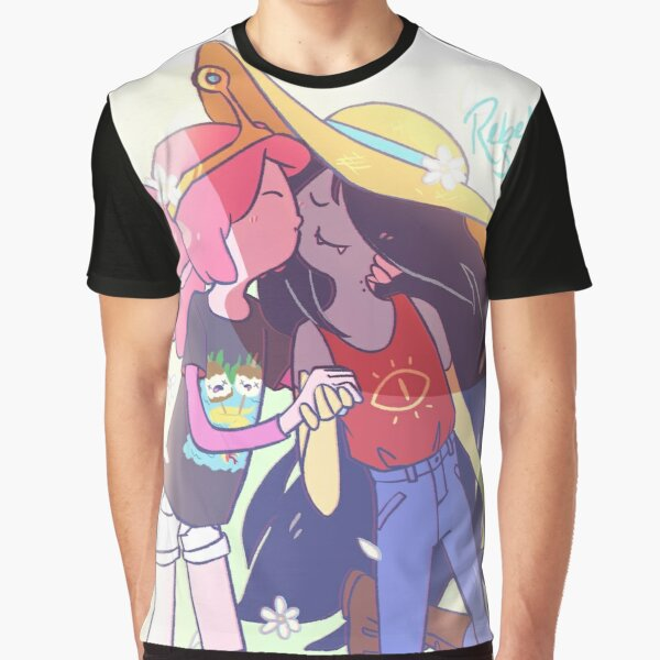 Bubbline Graphic T-Shirt