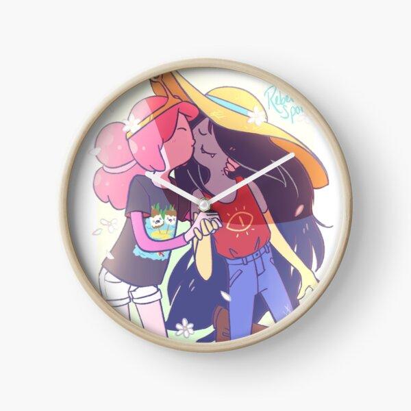 Bubbline Clock