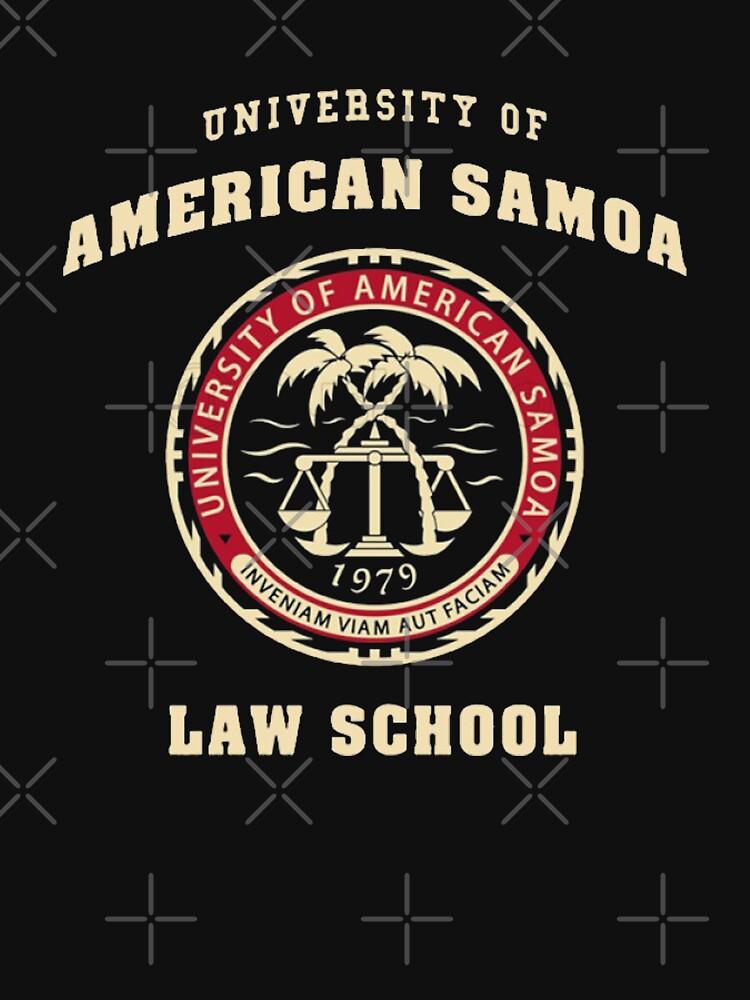 University of american samoa by Dailytepa