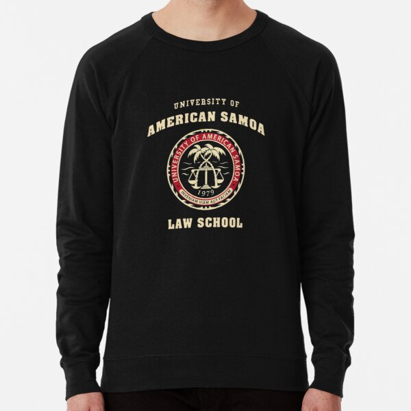 University of american samoa Lightweight Sweatshirt
