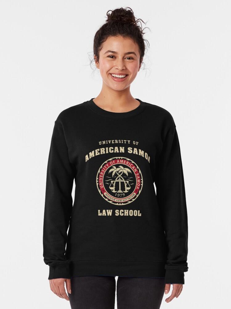Samoa text Sweatshirt