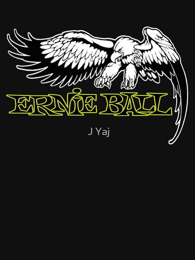 "Ernie Ball ""Neon Green"" by mugenjyaj"