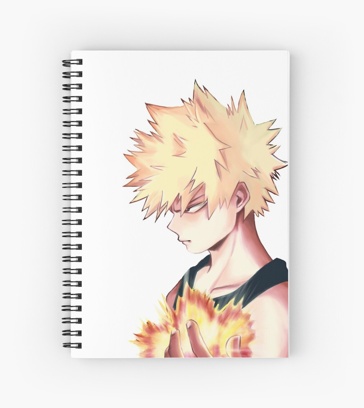 Bakugou by artloadrian