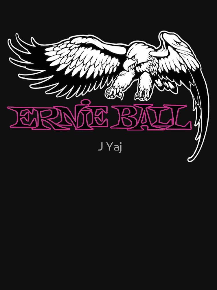Ernie Ball Purple Pink by mugenjyaj