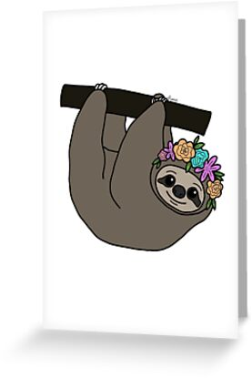 sloth queen by haileyellis17