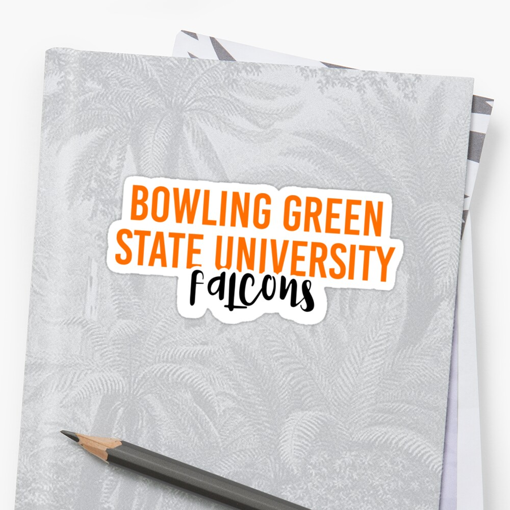 Bowling Green State University - Style 11 by Caro Owens  Designs