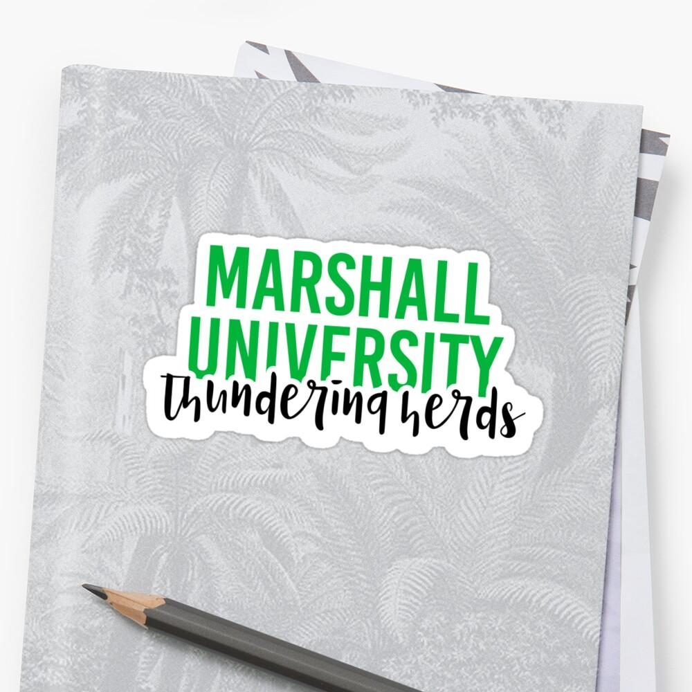 Marshall University - Style 11 by Caro Owens  Designs
