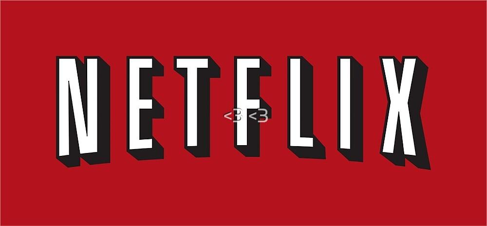 Netflix logo by <3 <3