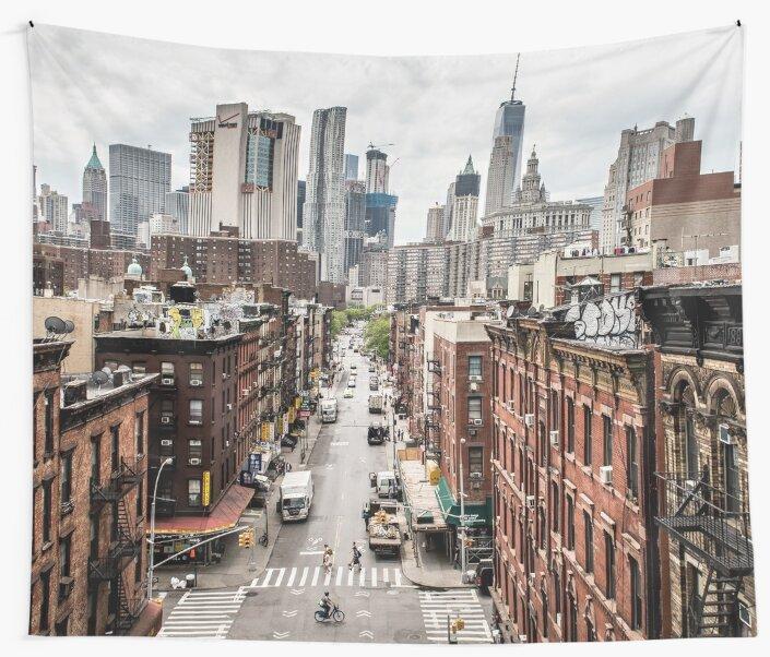New York City Skyline by XandDot