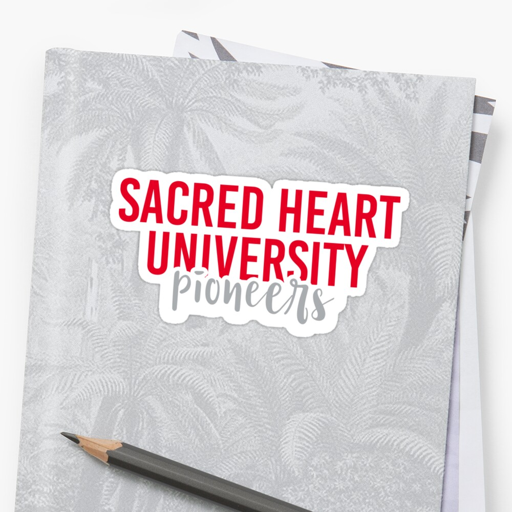 Sacred Heart University - Style 11 by Caro Owens  Designs