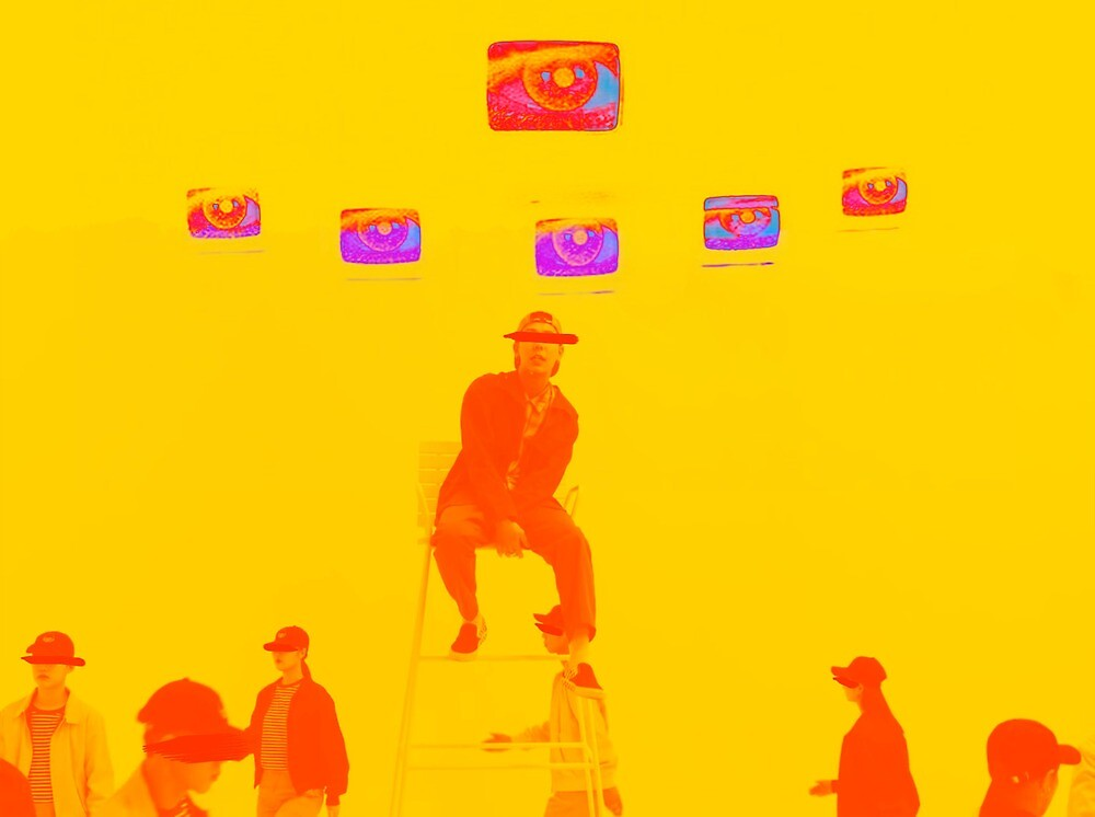 "BaekhyunXLOCO ""Young"" by Stefics"
