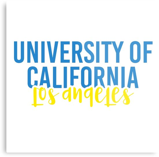 University of California Los Angeles - Style 11 by Caro Owens  Designs