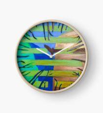 Hexagram 57 Xun (Penetrating Wind) Clock