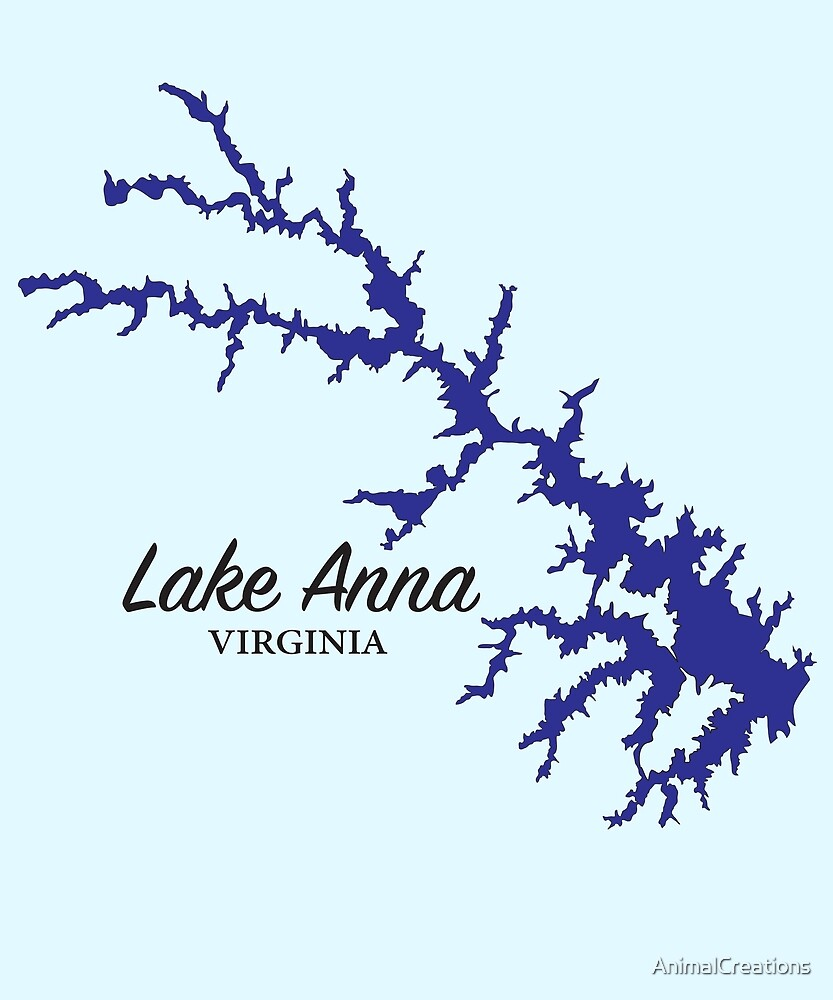 Lake Anna Virginia by AnimalCreations