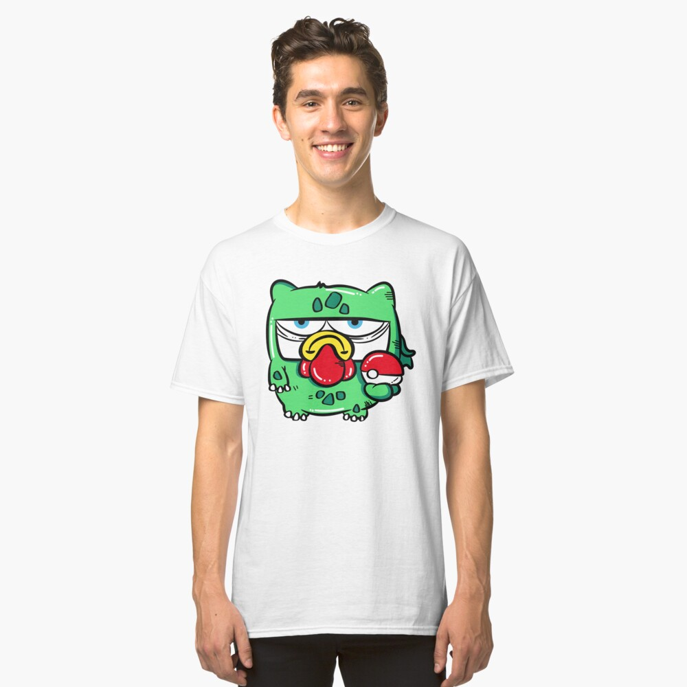 Angry Chicken - Angry Bird Classic T-Shirt Front