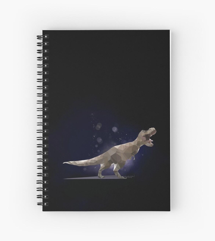 Dreamy T-Rex by artloadrian