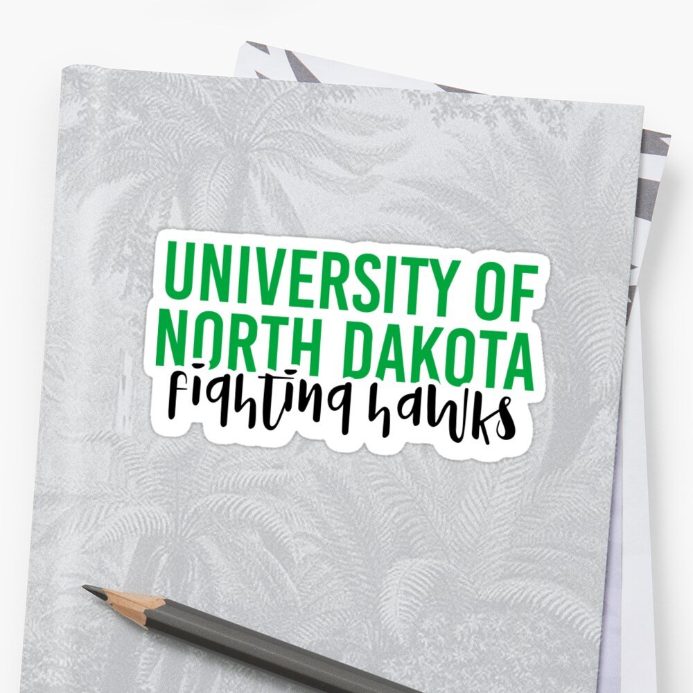 University of North Dakota - Style 11 by Caro Owens  Designs