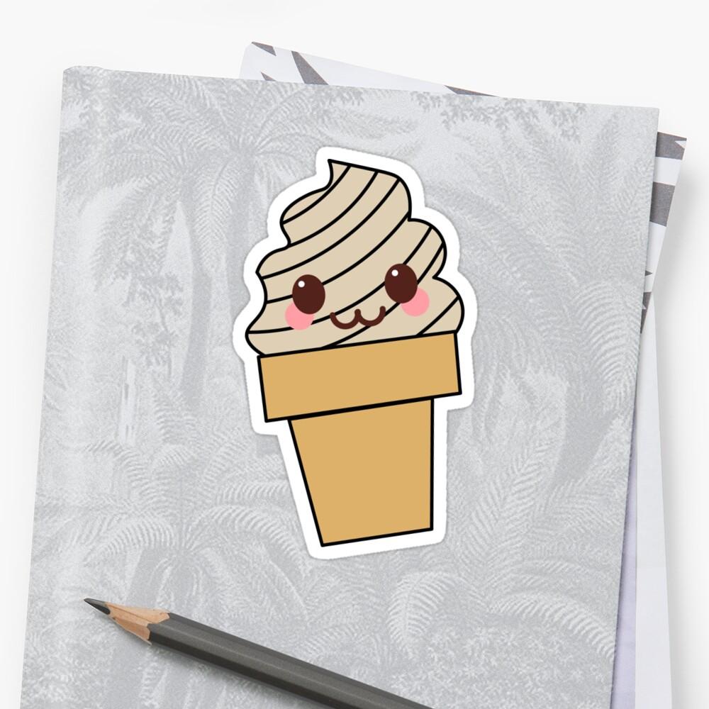 Ice-cream Emoji by SusurrationStud