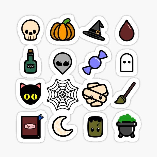 Paquete de Halloween - Todo Pegatina