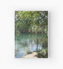 Blue Spring 2 Hardcover Journal