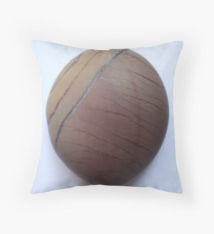 Rounded Passion.... Throw Pillow