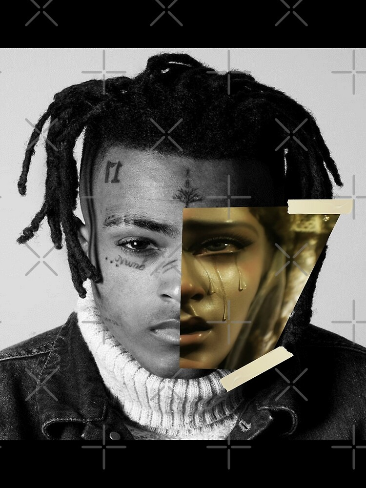 XXXTentacion Weeping by Mr Emerson