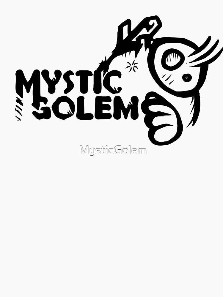 Mystic Golem Logo by MysticGolem