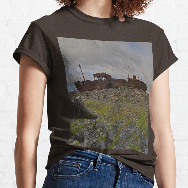 The Plassey - a wrectangular view Classic T-Shirt