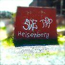 Breaking Bad Graffiti by apclemens